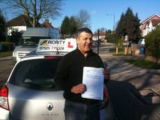 Priority Driving School, Stanmore