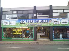 Golfers Choice, Northampton