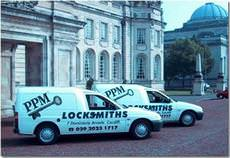 PPM Locksmiths Ltd, Cardiff