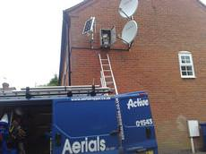 Active Aerials & Systems, Burntwood