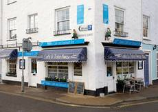 Adele's cafe and Sandwich bar, Ilfracombe