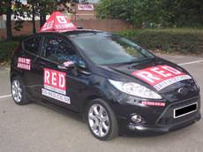 Dave @ Red Driving School, Norwich
