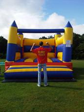 Big & Bouncy Castle Hire, Telford