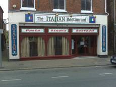 The Italian Restaurant, Great Yarmouth