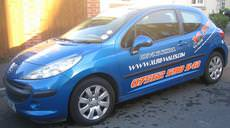 XLR8 Wales Driving School, Hengoed