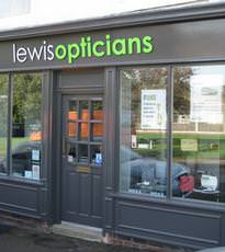Lewis Opticians, Chesterfield