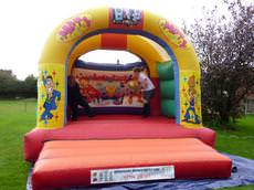 Boomerang Bouncy Castle Hire, Southport