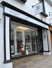 Revolve Gallery, Clitheroe