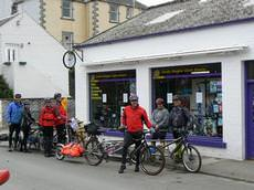 Castle Douglas Cycle Centre, Castle Douglas