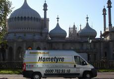Hometyre (Sussex), Brighton and Hove