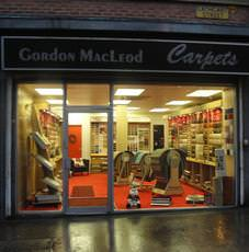 Gordon MacLeod Carpets, Greenock, Greenock