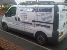 David Ward Cleaning, Wigan