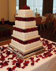 Sweetness & Delight Wedding Cakes	, Bedford