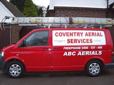 Coventry Aerial Services, Coventry