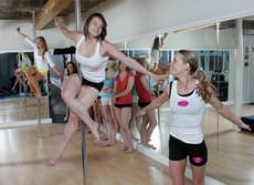 Polefect - pole fitness dancing, Swindon