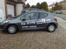 the driving skool.com, Romford