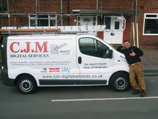 cjm Digital Services, Wilmslow