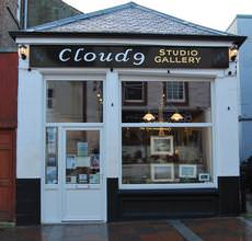 Cloud 9 Studio Gallery, Dumfries