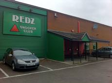 Redz Snooker Club, Cwmbran