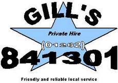 Gills Taxis, Earby