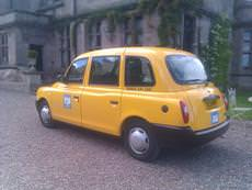 The Yellow Taxi, Alnwick