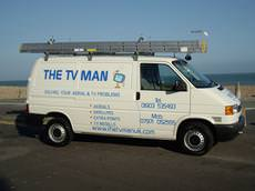 The TV Man, Worthing