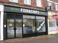 The Real Fish & Chips Company, Worthing