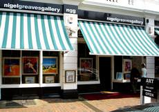 Nigel Greaves Gallery, Eastbourne