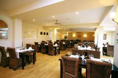 Restaurant at Legacy Hampshire Hotel, St. Helier