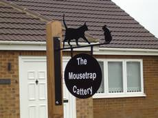 The Mousetrap Cattery, Grantham