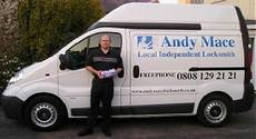 Andy Mace Locksmith, Bristol