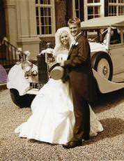 Horsfields Vintage Wedding Cars, Halifax