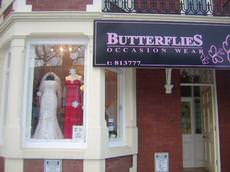 Butterflies Occasion Wear, Middlesbrough