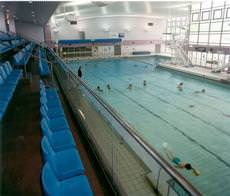 Riverside Ice and Leisure Centre, Chelmsford