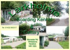 Larkholme Kennels and Cattery, Hereford